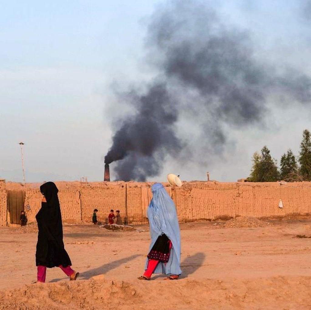 Serangan Udara Tewaskan 8 Penduduk Afghanistan