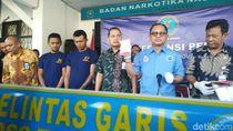 BNNP Jateng Gagalkan Penyelundulan Sabu Lewat Pelabuhan Semarang