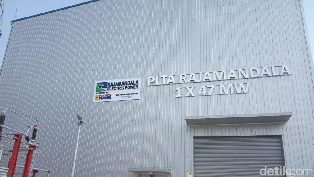 Ada Rajamandala, Total Kapasitas PLTA Beroperasi Jadi 6.256 MW