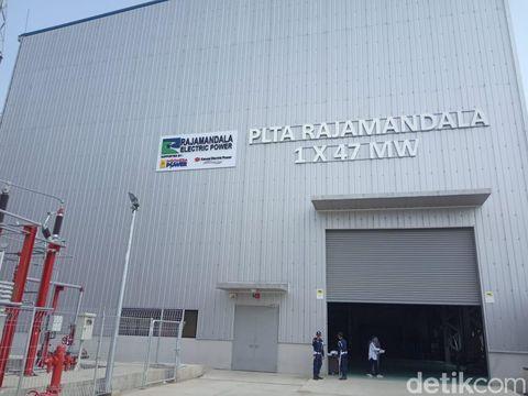 PLTA Rajamandala