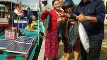 Sebelum Terkena OTT KPK, Gubernur Kepri Kerap Kunjungi Pasar Tradisional