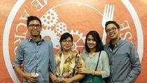 Intip Momen Seru Kulineran Destry Damayanti, Deputi Gubernur Senior BI yang Baru