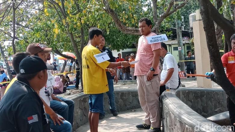 Reka Ulang, Begini Awal Mula Hilarius Cekcok dan Ditusuk 9 Kali di Ancol