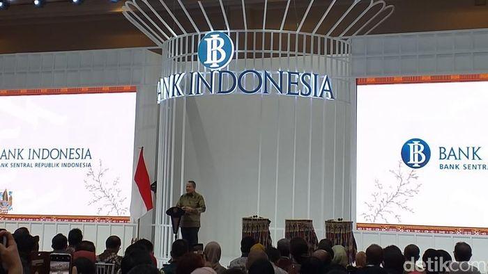 Foto: Pameran UMKM Binaan BI di JCC (Hendra Kusuma/detikFinance)