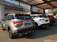 Dikepung Wuling Almaz dan DFSK, Honda CR-V Turbo Masih Melenggang