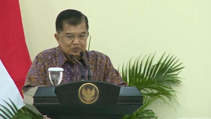 Wapres Jusuf Kalla (Foto: Biro Setwapres)