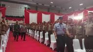 Panglima TNI dan Kapolri Beri Pembekalan untuk 781 Capaja di Cilangkap
