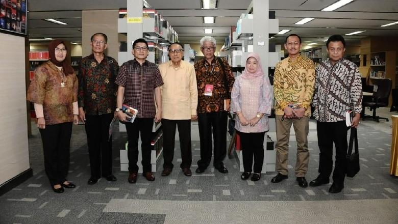 Mengenang Baharuddin Lopa, MPR Gelar Bedah Buku
