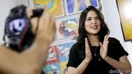 Yuk Nonton! Raisa Cerita Soal Anak hingga Kembalinya ke Panggung Musik