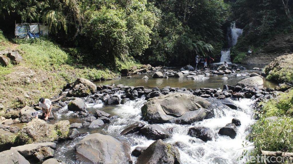 Mau Basah-basahan dan Rileks di Bandung, ke Sini Saja