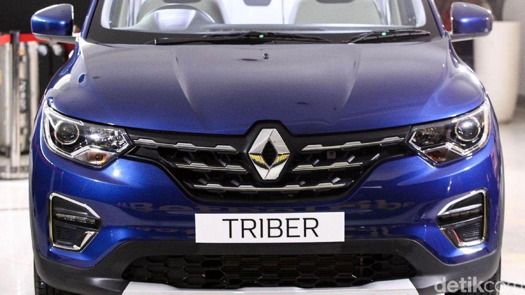 Harga Renault Triber Mepet Calya-Sigra