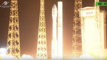Satelit Uni Emirat Arab Buat Intai Iran Hilang di Angkasa