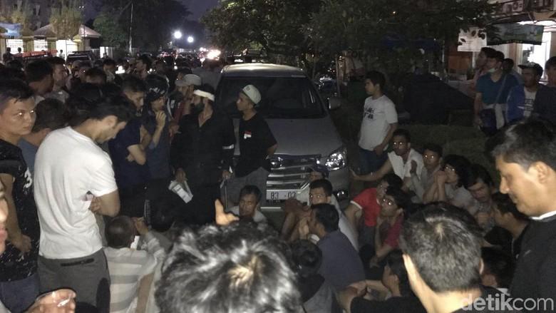 Sempat Ditahan, Mobil UNHCR Akhirnya Dilepas Pencari Suaka