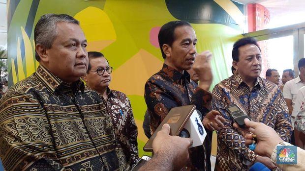 Sudah Kantongi Nama Menteri, Ini Bocoran dari Jokowi