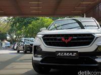 Wuling Almaz 7-seater