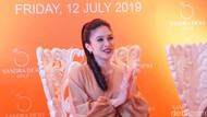 Diajak Party Melaney Ricardo, Sandra Dewi Pilih Baca Alkitab