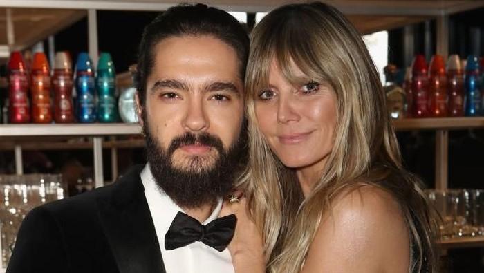 Heidi Klum dan Tom Kaulitz. Foto: Getty Images