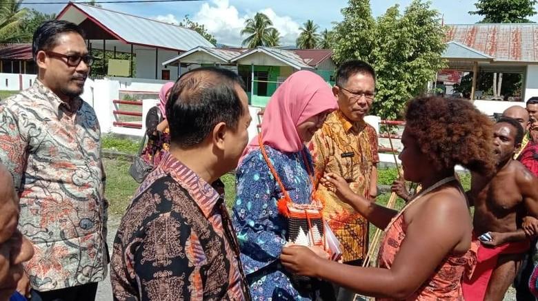 Kemendes Resmikan Pengembangan Desa Agropolitan di Manokwari