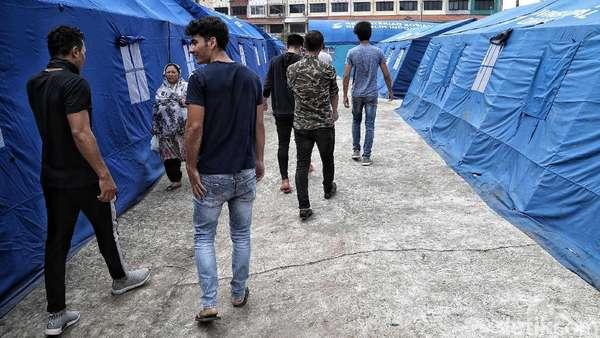 Dinsos DKI Minta Pemerintah Pusat dan UNHCR Segera Tangani Pencari Suaka