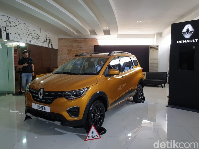 Renault Triber sapa Indonesia