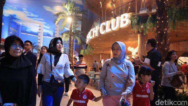 Keseruan Trans Studio Jakarta di Cibubur yang Baru Dibuka