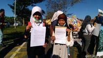 Dua Anak Ini Kirim Surat untuk Donald Trump Agar AS Tak Ekspor Sampah