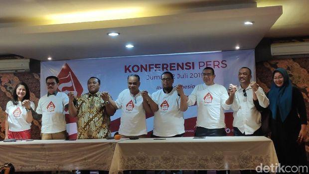 Lusa, Jokowi-Ma'ruf Akan Pidato 'Visi Indonesia' di Sentul