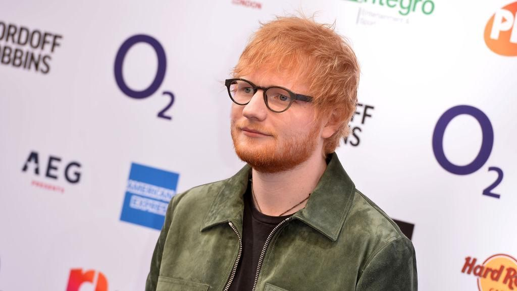 Ed Sheeran Hidup Tanpa Ponsel... dan Bahagia