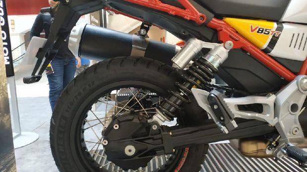 Moto Guzzi V85TT hadir di Indonesia dengan banderol Rp 650 Juta