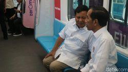 Pertemuan Jokowi-Prabowo Dinilai Bisa Turunkan Tensi Ketegangan Politik