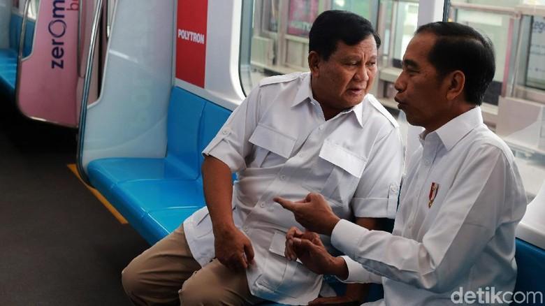 MRT dan Sederet Tempat Out of The Box Jokowi di Momen Istimewa