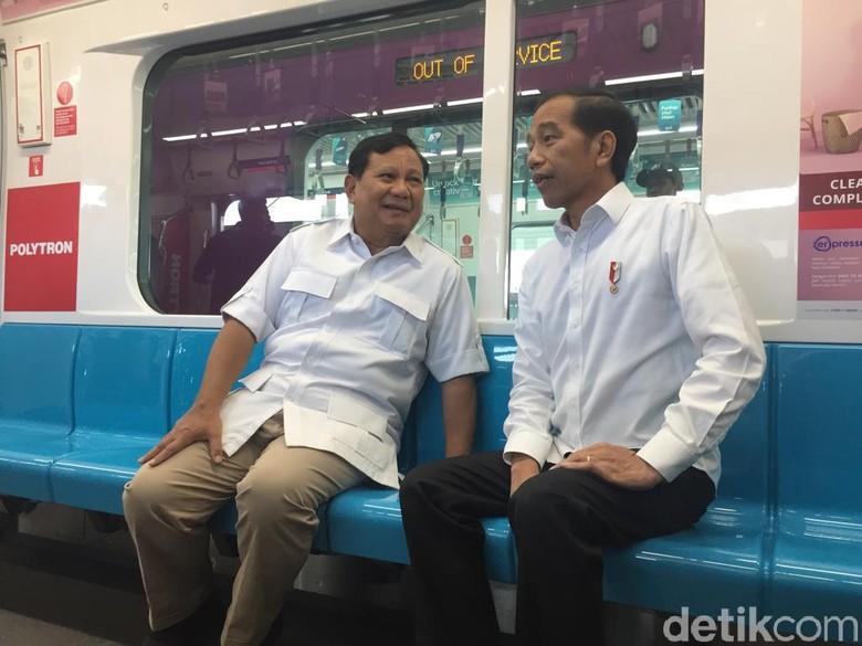 Dahnil Kaitkan Pertemuan Prabowo-Jokowi dengan Pemulangan Habib Rizieq
