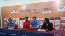 Kalezic Puas dengan Respons PSM Setelah Dibobol Bhayangkara FC