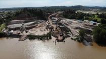 Digarap BUMN RI, Ini Proyek Jembatan Penghubung Malaysia-Brunei