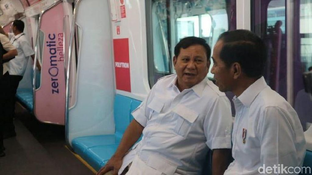 Jokowi Bertemu Prabowo, Pengusaha: Modal Tinggi untuk Dunia Usaha