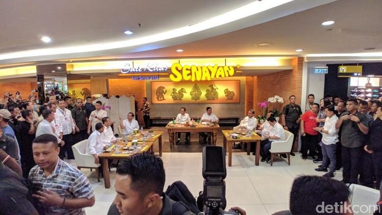 Amien Rais Lihat Semar, Gareng dan Petruk di Pertemuan Prabowo-Jokowi