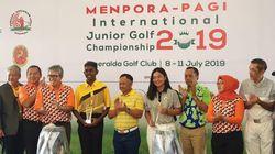 Dua Pegolf Indonesia Juara di International Junior Championship 2019