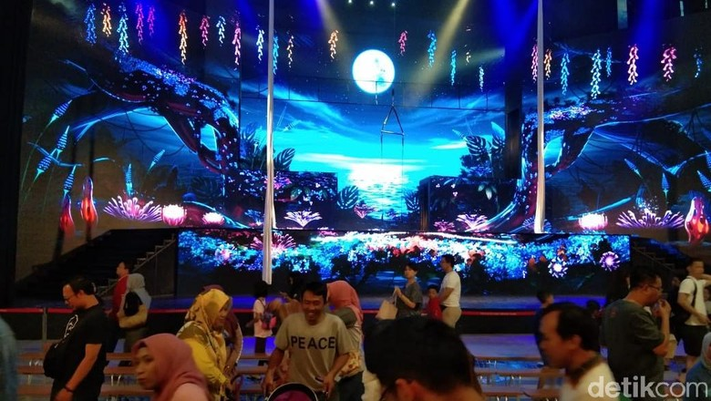 Trans Studio Cibubur Theme Park (Tasya/detikcom)