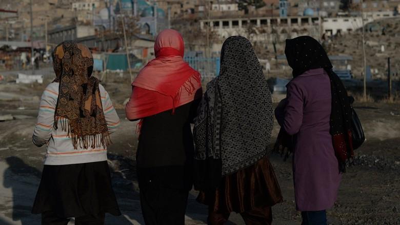 Skandal Seks Para Pejabat Tinggi Pemerintahan Guncang Afghanistan