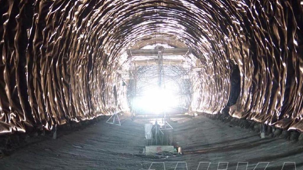 Pakai Teknologi Eropa, Ini Terowongan Kereta Kroya-Kutoarjo