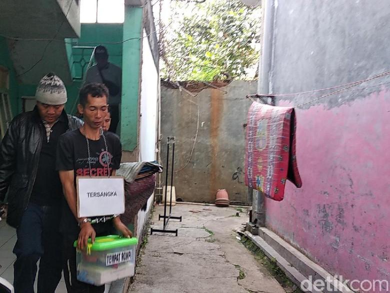 Detik-detik Pelaku Bunuh dan Mutilasi PNS Kemenag Kota Bandung