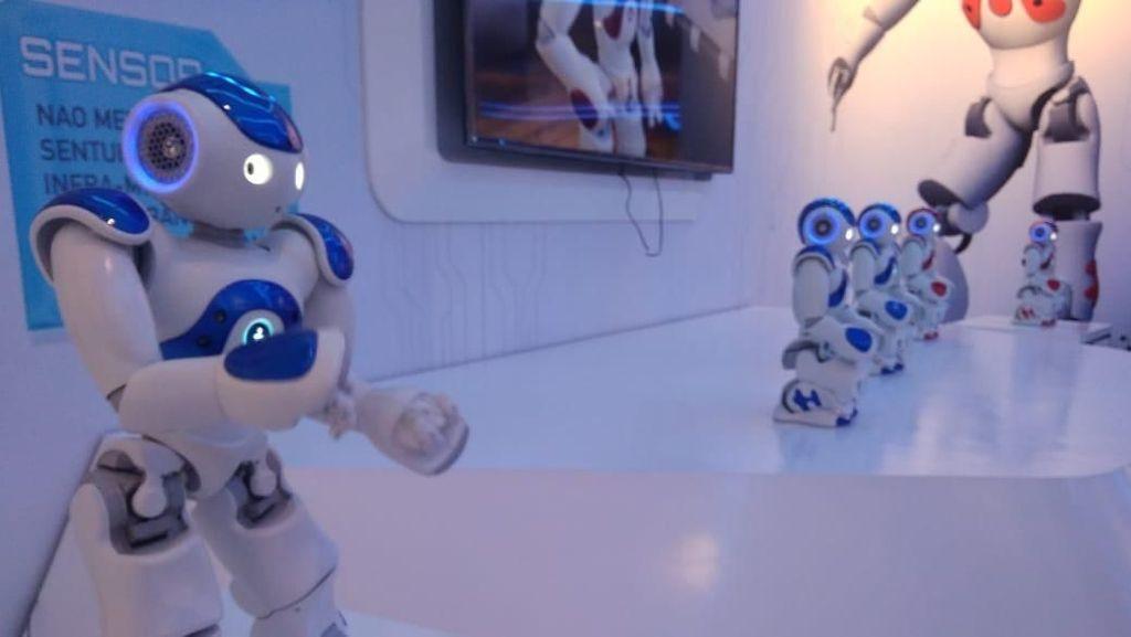 Wow! Ada Robot Manusia dan Ikan yang Canggih di Trans Studio Cibubur
