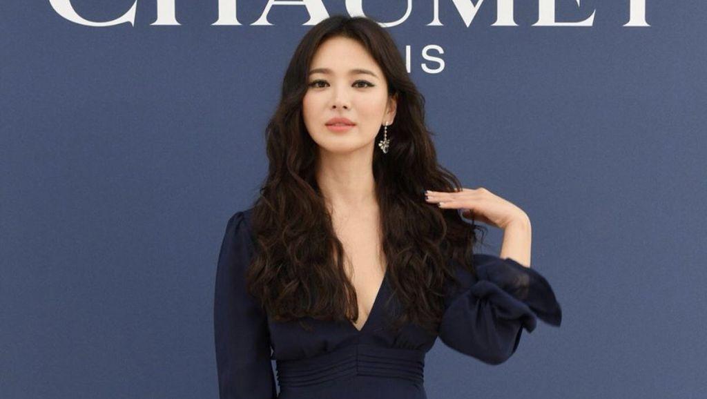 Mengejutkan, Song Hye Kyo Pernah Diperas dan Diancam Disiram Air Keras
