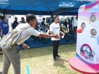 Yang Seru di BYMS Binjai: Main Dingdong Hingga Airsoft Gun