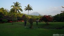 Foto Resor Jawa Klasik di Pinggiran Magelang