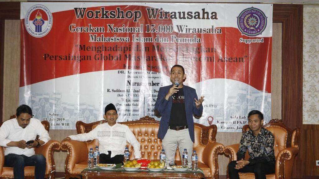 Seminar KAHMIPreneur Mencetak Pengusaha