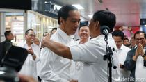 Budi Karya Ungkap Sekilas Isi Pembicaraan Jokowi-Prabowo di MRT