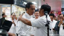 Jokowi Ketemu Prabowo, Sri Mulyani: Pembelajaran Kenegarawanan