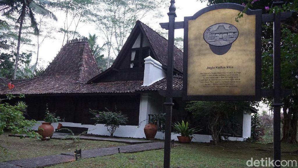 Hotel Bintang 5 dari Bekas Stasiun Kereta di Magelang