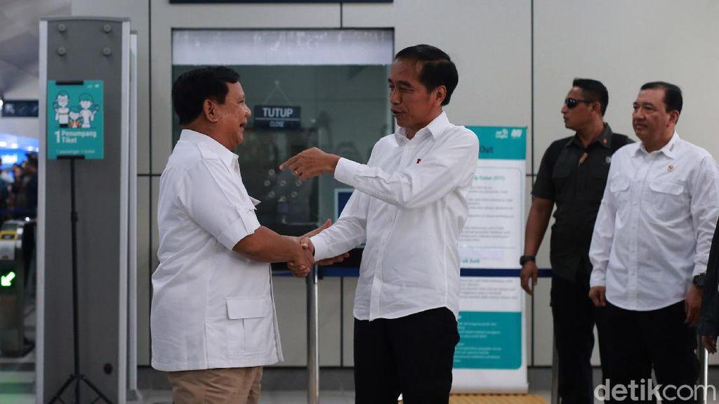 Prabowo Sudah Naik MRT, Kamu Kapan?
